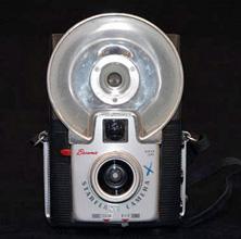 My first: the Kodak Brownie