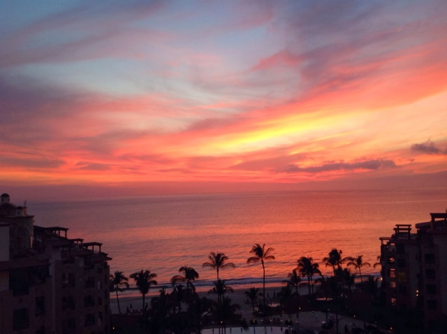 Apres sunset